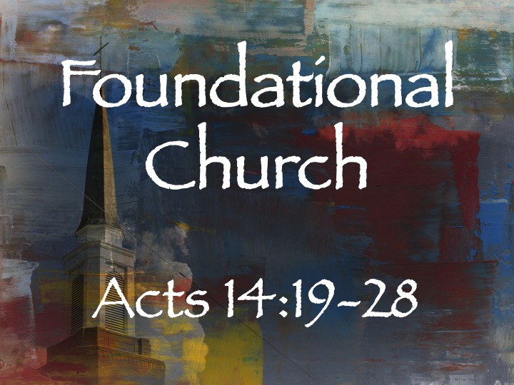 Foundational Church